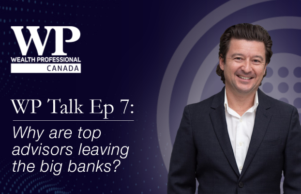 Why are top advisors leaving the big banks? Featuring Harbourfront CEO Danny Popsecu